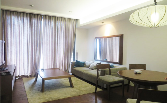 Apartment for rent in Indochina Ha noi,nice furnished