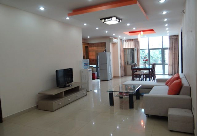 To Ngoc Van apartment for rent with 03 bedrooms