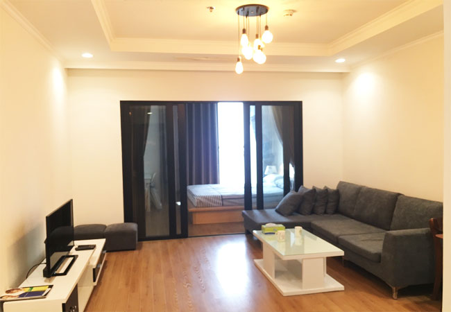 01 bedroom apartment for rent in Royal City Hanoi