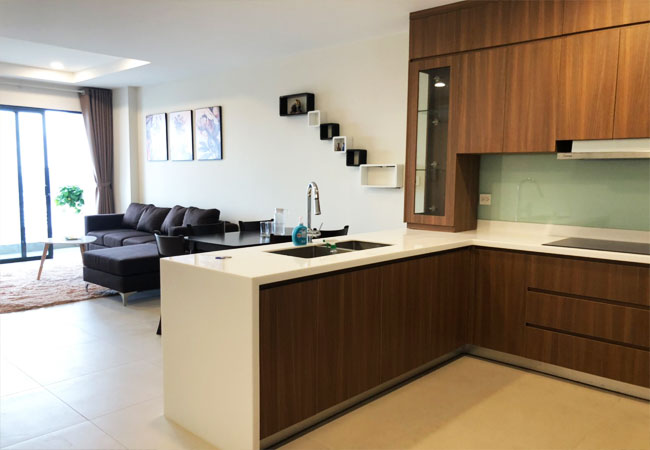 02 bedroom apartment for rent in Kosmo Tay Ho