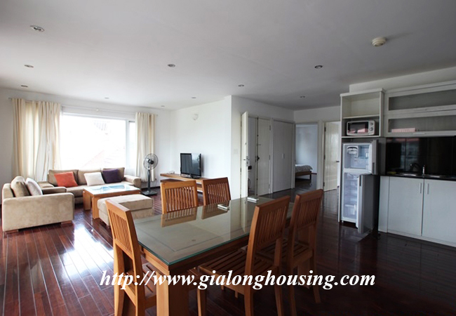 Nice Apartment With Balcony And Swimming Pool Inside The Building, Tay Ho