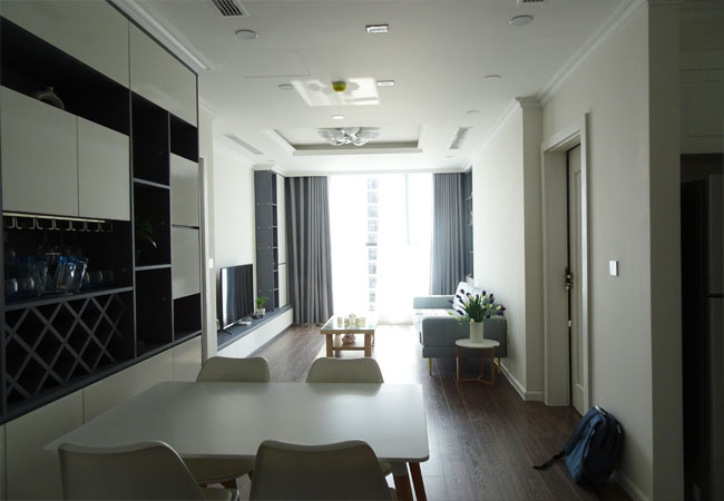 3 bedroom apartment for rent in Sunshine Riverside Tay Ho