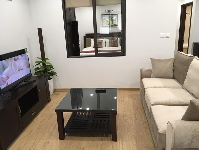 Brand new one bedroom apartment in Ho Tung Mau for rent