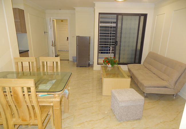 Brand new serviced apartment in Doi Can for rent
