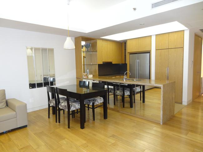 Bright and nice apartment for rent in IPH Xuan Thuy