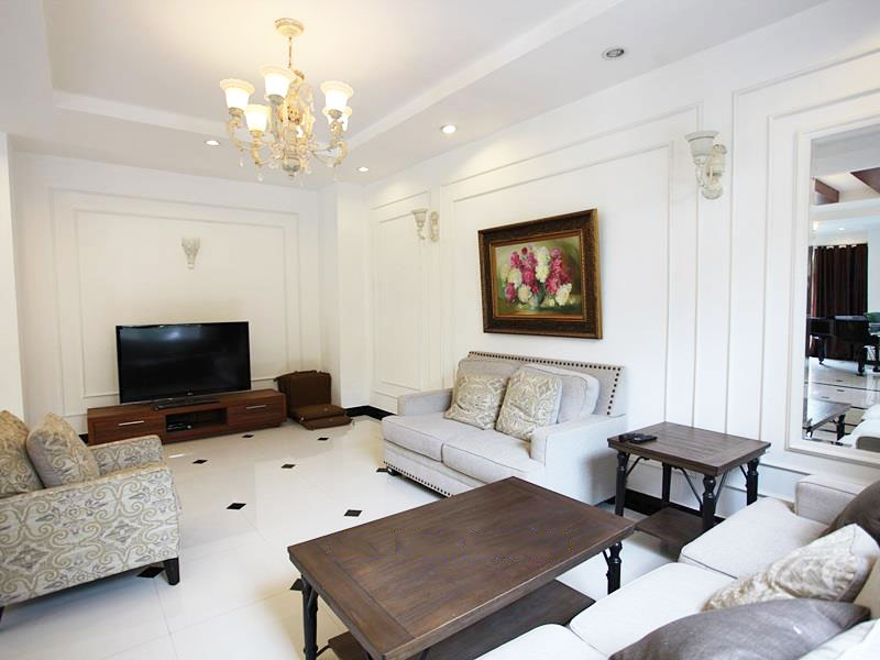 Charming villa for rent in Ciputra urban area, Tay Ho