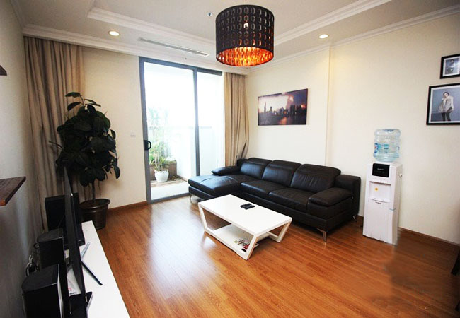 Fully furnished 3 bedroom apartment at Vinhomes 54 Nguyen Chi Thanh