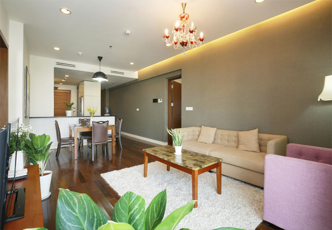 Luxurious 3 bedroom apartment in Lancaster Hanoi