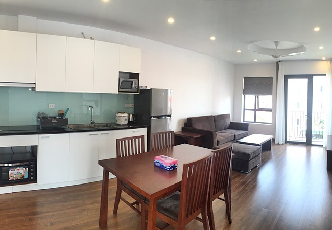 New serviced apartment in lane 9 Dang Thai Mai, Tay Ho