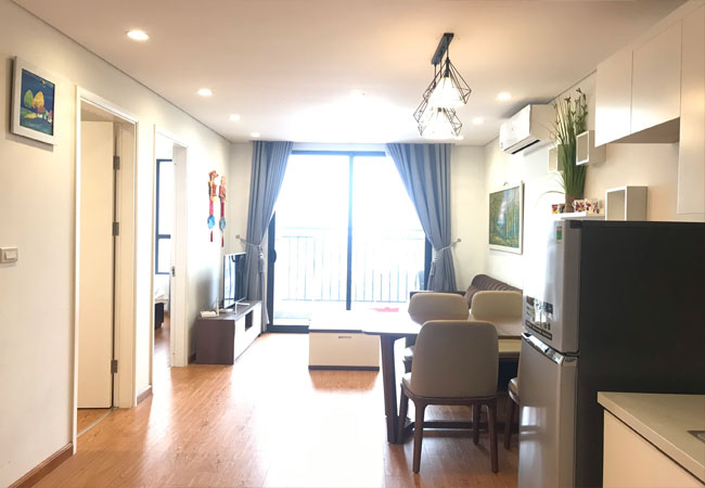 Nice 02 bedroom apartment for rent in Hong Kong Tower