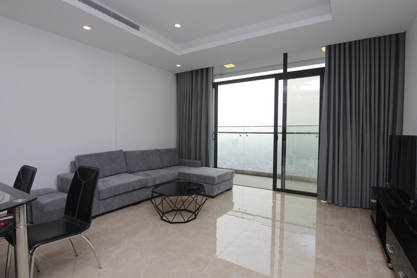 Two bedroom brand new apartment in Sun Grand City